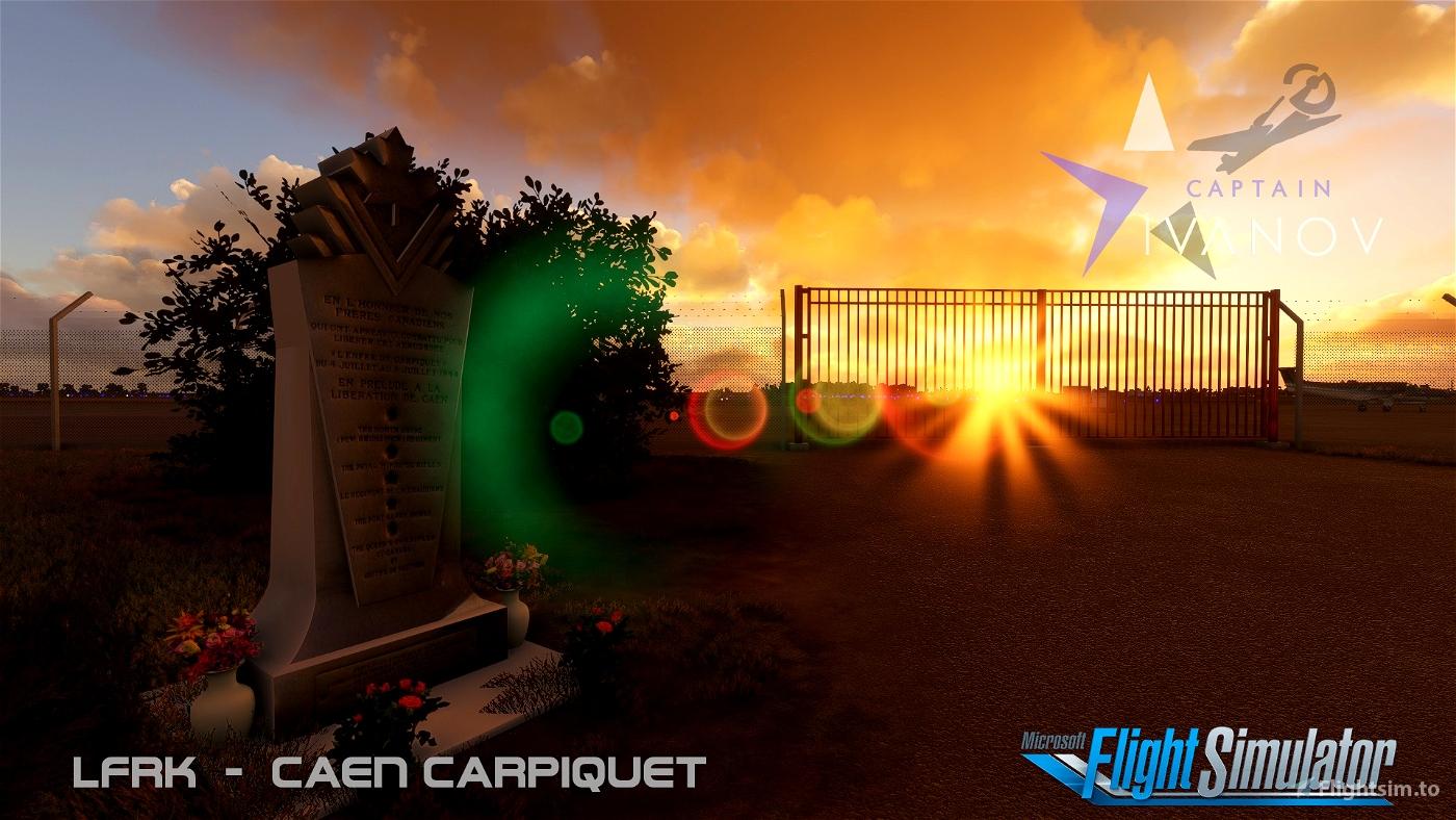 LFRK - CAEN Carpiquet V1.21