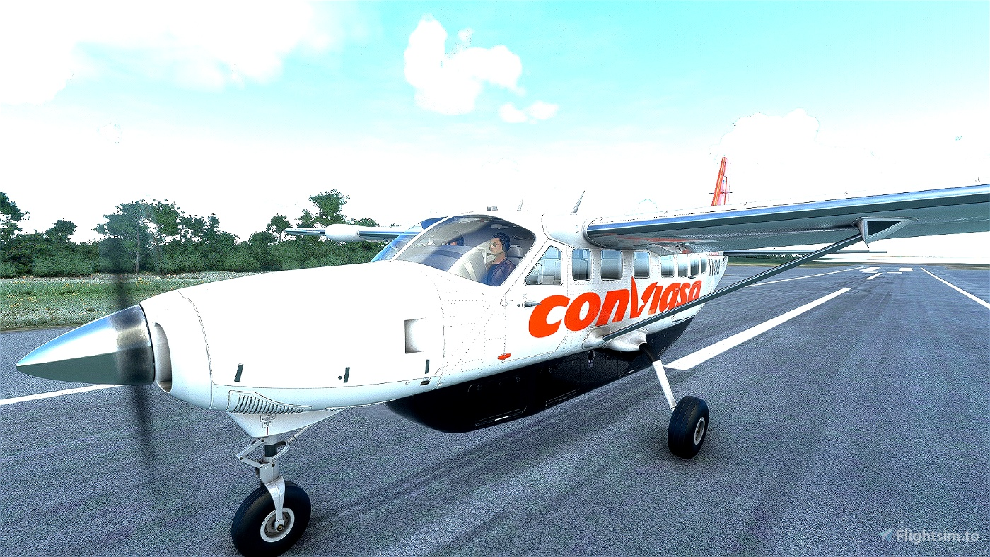 Cessna C208 Conviasa