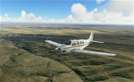 Bonanza Dirty (4K) Image Flight Simulator 2020