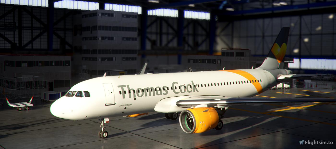 A320neo Thomas Cook [8K]