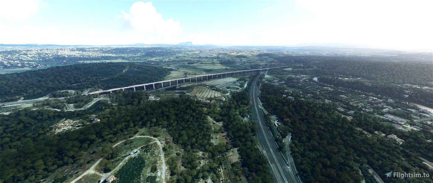 Viaduc de Ventabren