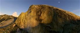Yosemite Valley Image Flight Simulator 2020