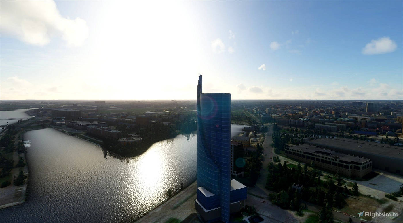 Riga Landmarks, Latvia