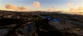 Letters Marseille Image Flight Simulator 2020