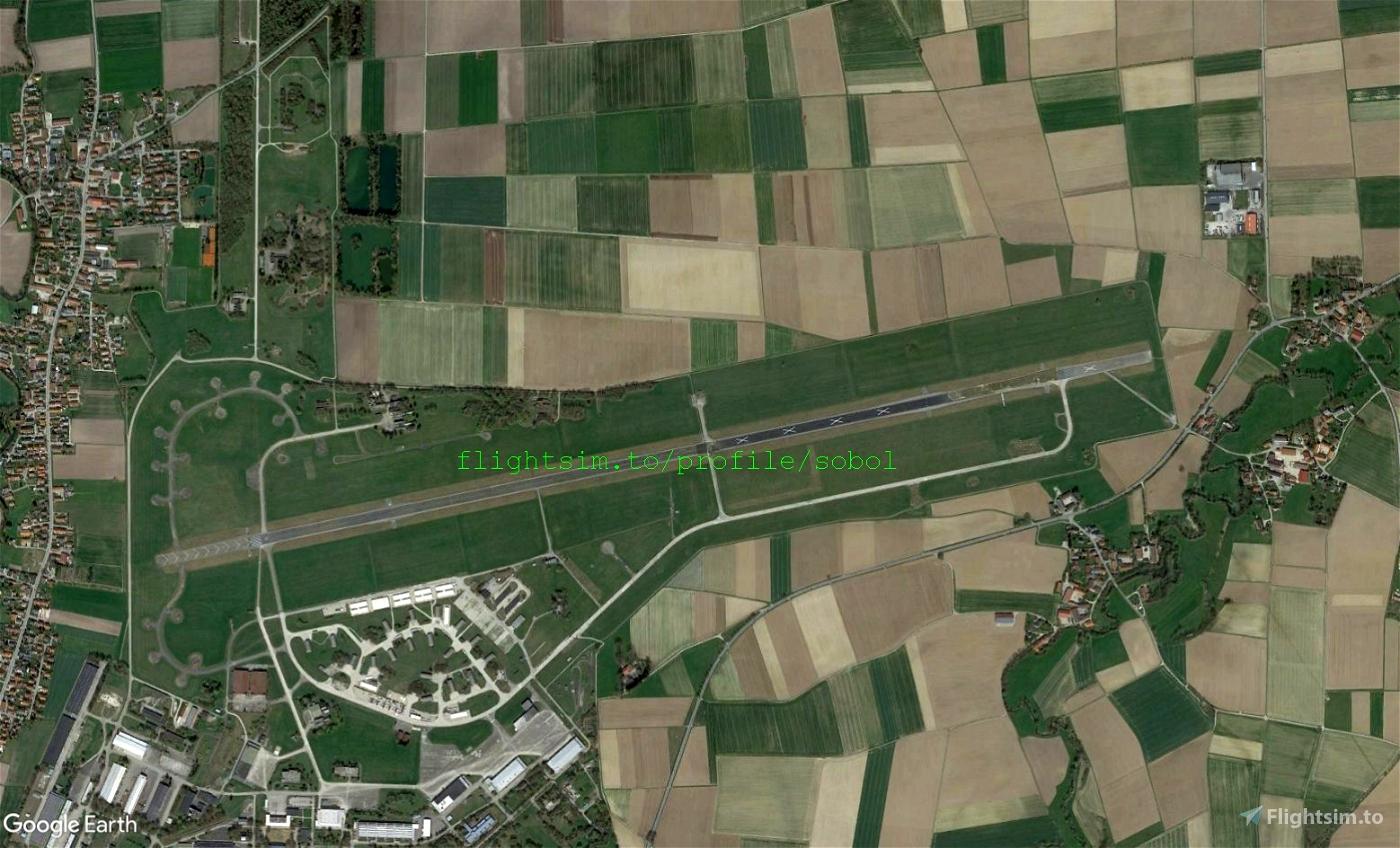 ETSE Aerials Flight Simulator 2020