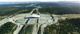 Aix TGV - L'arbois Image Flight Simulator 2020