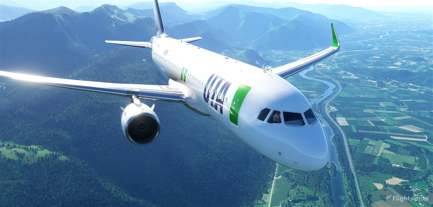 A320neo UTA