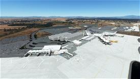 Spokane International Airport, Spokane WA USA - KGEG V1.32 Image Flight Simulator 2020
