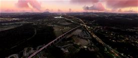 Viaduc de Ventabren Image Flight Simulator 2020