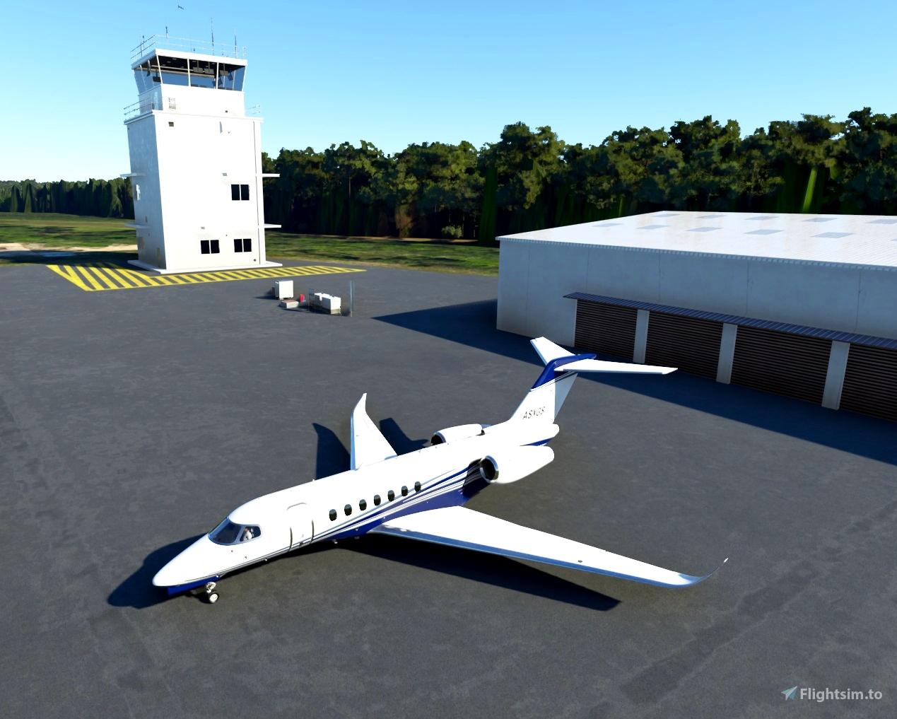 Longitude Autopilot Tuning v1.0 Flight Simulator 2020