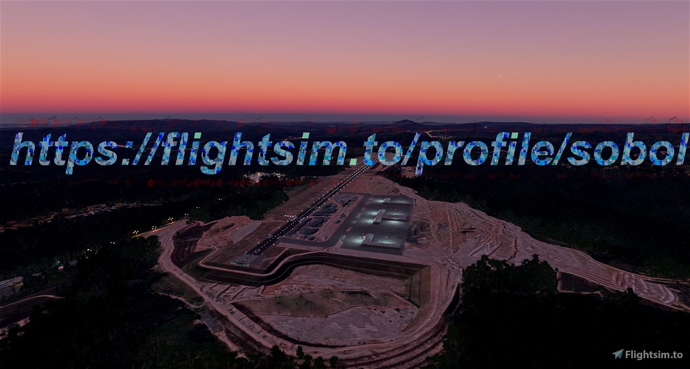 SBJH-Aeroporto Catarina Executivo