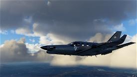 Irish Air Corps TBM 930 [4k] Image Flight Simulator 2020