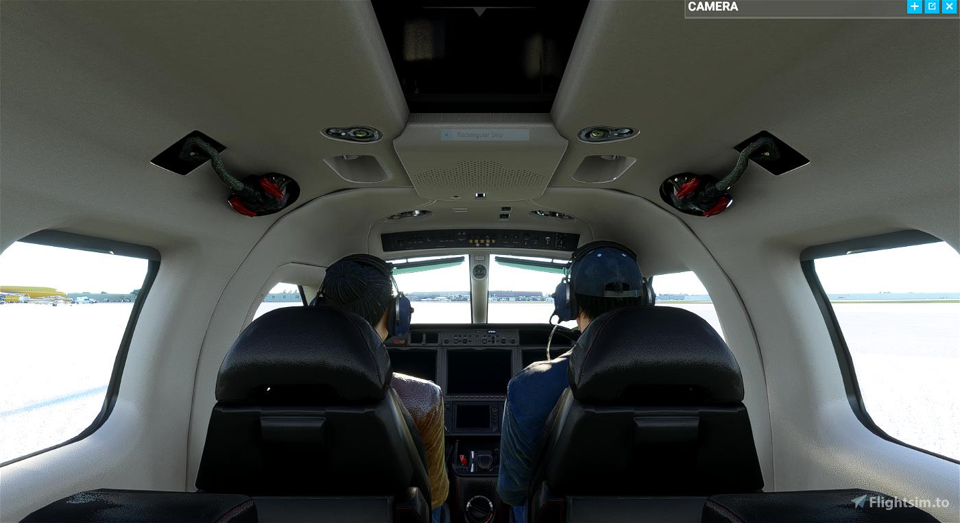 TBM930 NEW VIEW 2020 Flight Simulator 2020