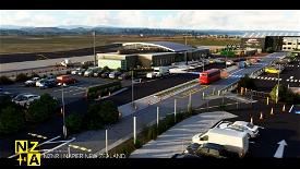 NZA Simulations - NZNR & Napier Scenery Pack 1.9 Image Flight Simulator 2020