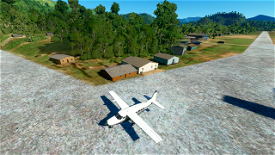 Long Tieng Airbase Image Flight Simulator 2020