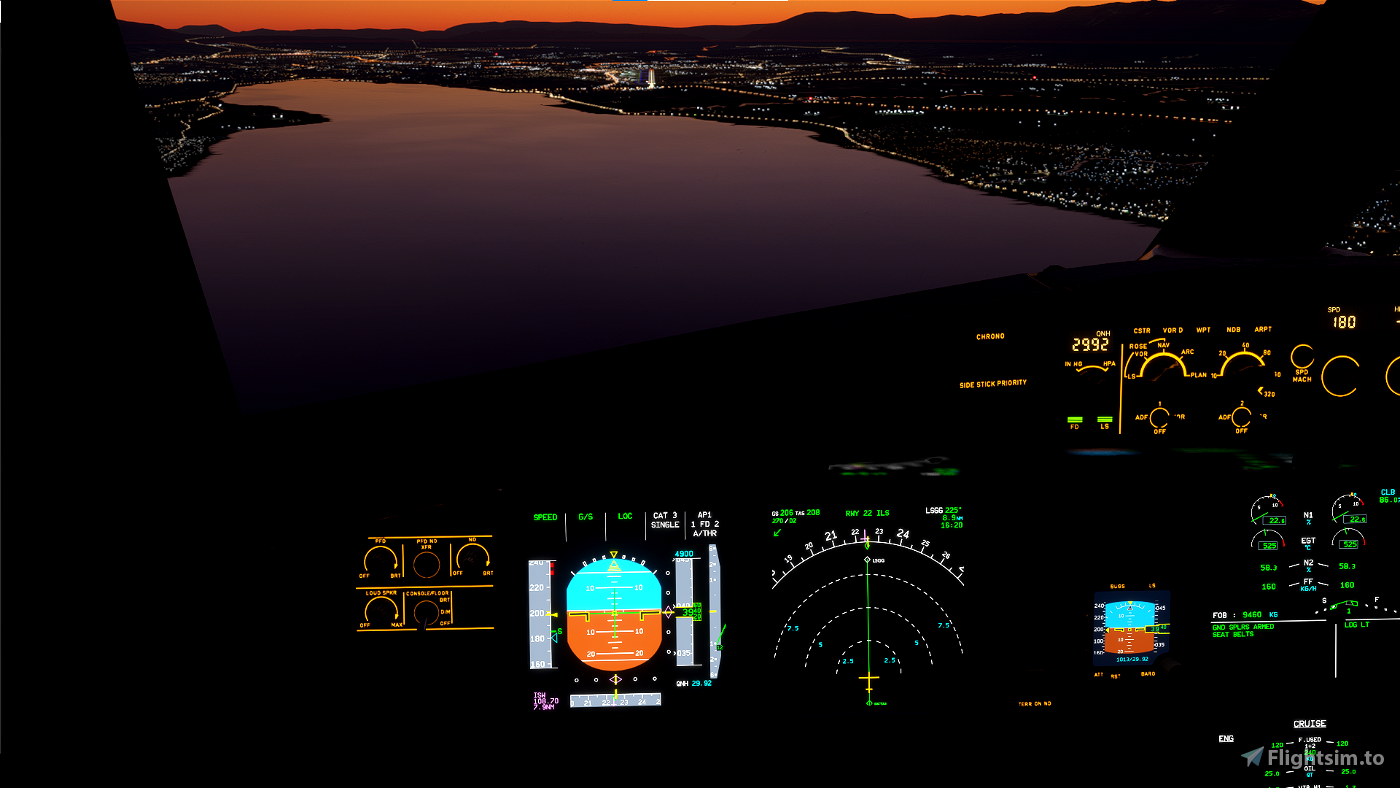 Geneva LSGG Airport (Basic)