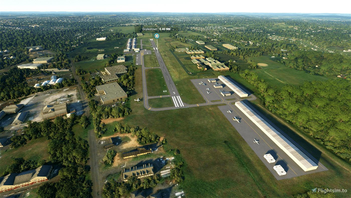 KDYL - Doylestown Airport