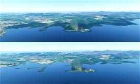 martinique TFFF Image Flight Simulator 2020