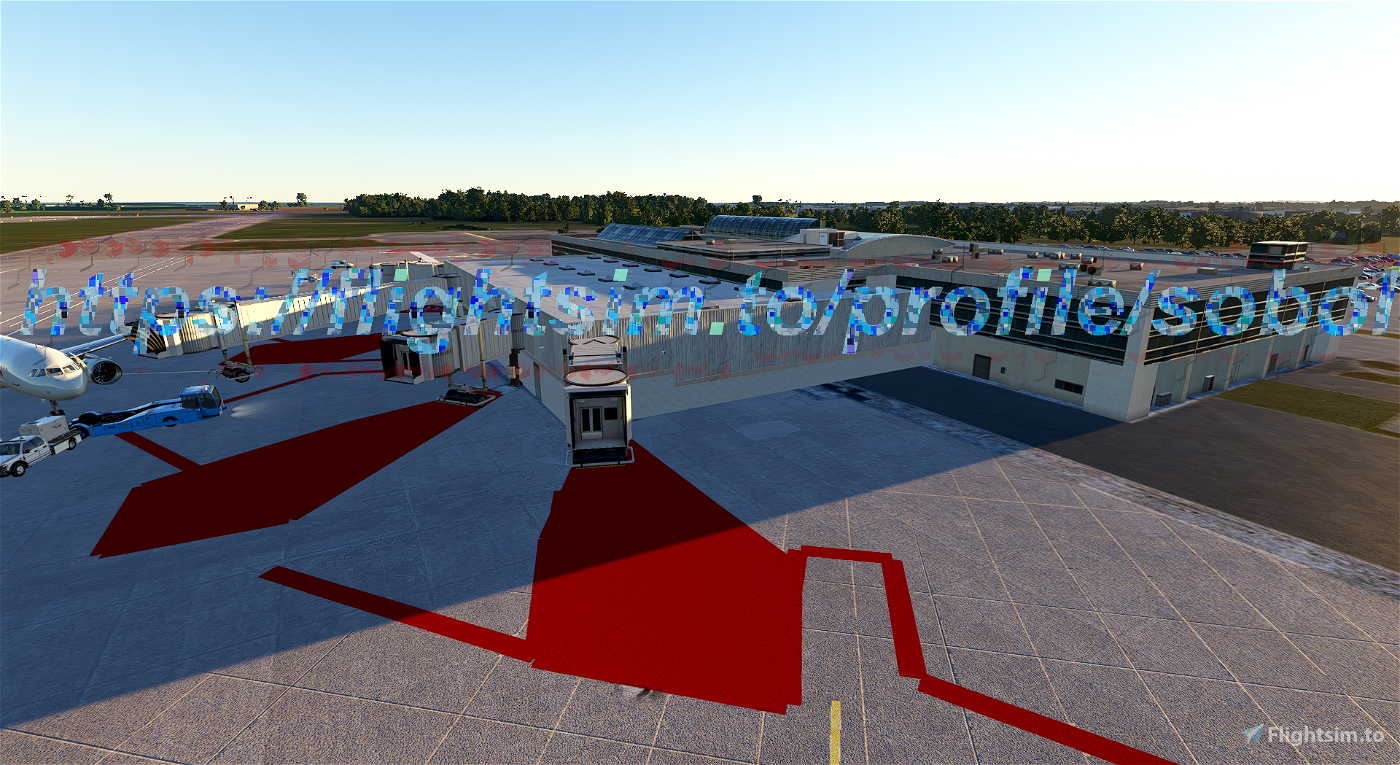 CYXU-Gatefix Flight Simulator 2020