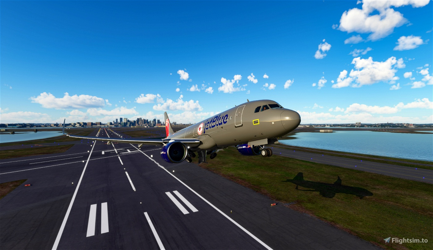 Boston Red Sox Flight Simulator 2020