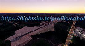 SBJH-Aeroporto Catarina Executivo Image Flight Simulator 2020