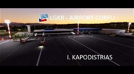 LGKR - Corfu International Airport