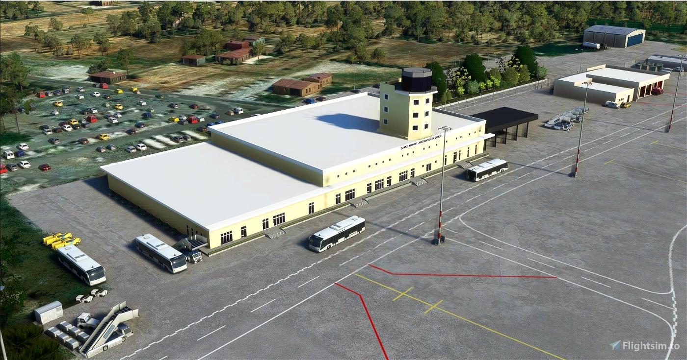 LGSM - Samos Aristarchos Int'l Airport