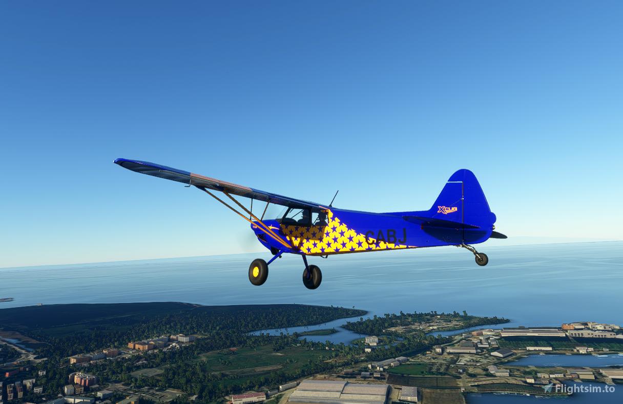 X-Cub CABJ