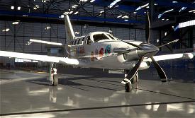 TBM930 Pacman Image Flight Simulator 2020