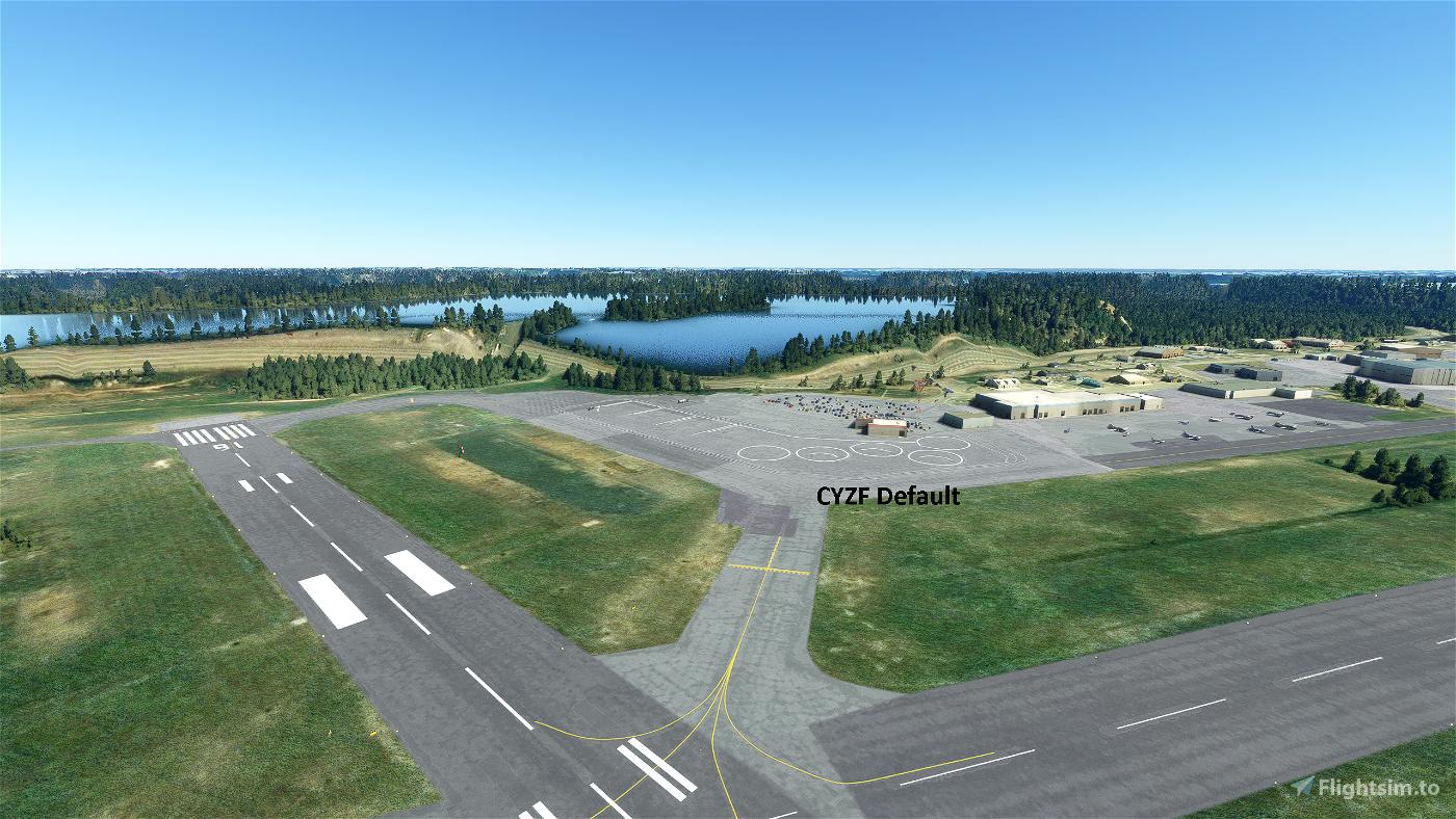 CYZF-Yellowknife Airport, Version 1.1