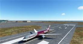 (8K) Qatar Airways