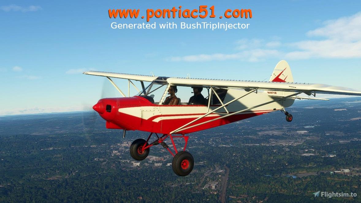 Flight Of Passage Bush Trip Flight Simulator 2020