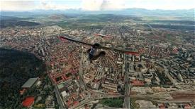 Ljubljana City Image Flight Simulator 2020