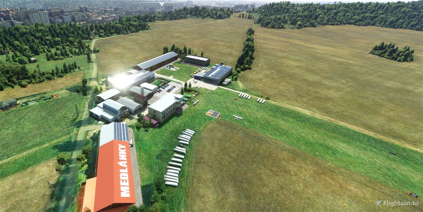 CZ General Aviation Airfields: Revival 2020