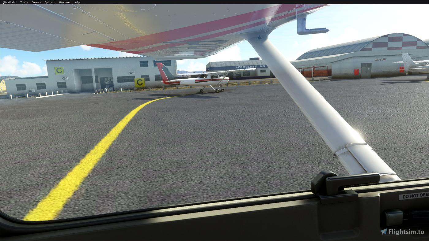 SBPR - Aeroporto Carlos Prates
