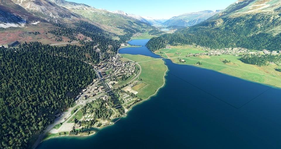 La Haute Route - Alpine Bushtrip