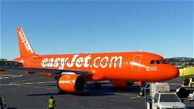 A320 NEO EasyJet 200th Image Flight Simulator 2020