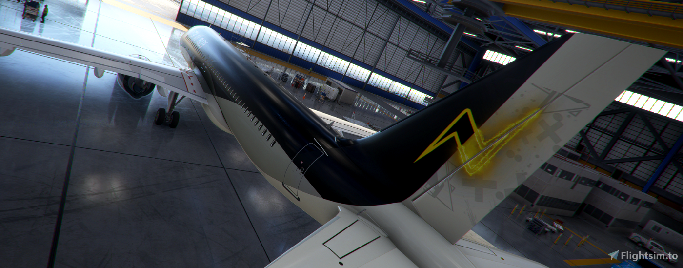 Naterrules a320neo [8k downscaled] Flight Simulator 2020