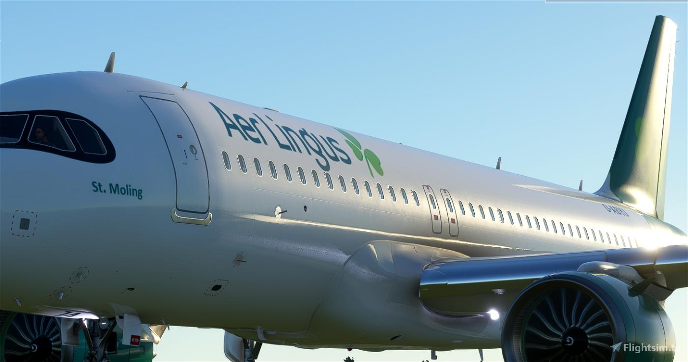 (8K) Aer Lingus