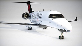 Citation Longitude Air Canada Express Image Flight Simulator 2020
