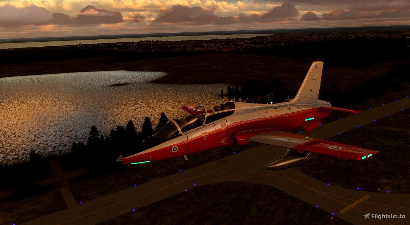 MB-339PAN Finnish Air Force HW-373
