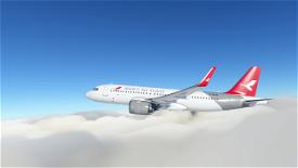 Air Travel (Hunan Airlines) Image Flight Simulator 2020