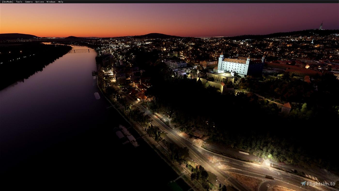 Bratislava City Pack