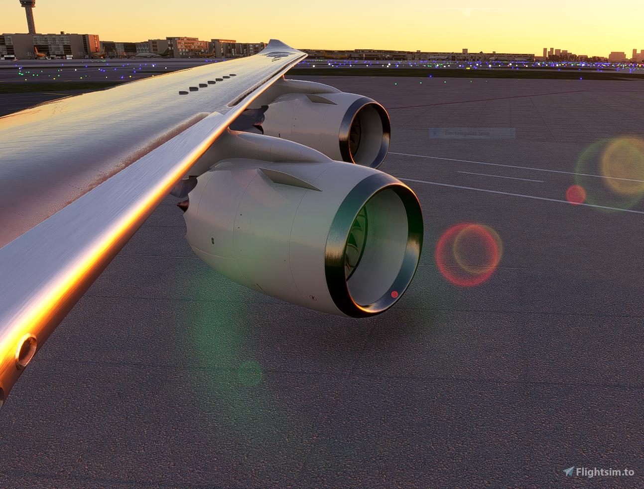 B747 NEW VIEW 2020 Flight Simulator 2020