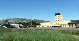 LGSM - Samos Aristarchos Int'l Airport Image Flight Simulator 2020
