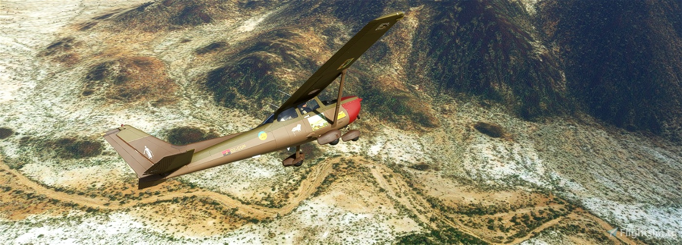 C172 SP Classic D2-CUN Angola