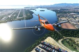 Beechcraft Baron G58 X series (now 9 colours) Image Flight Simulator 2020