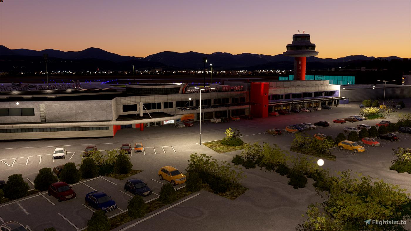 [LOWK] - Klagenfurt Airport, Austria