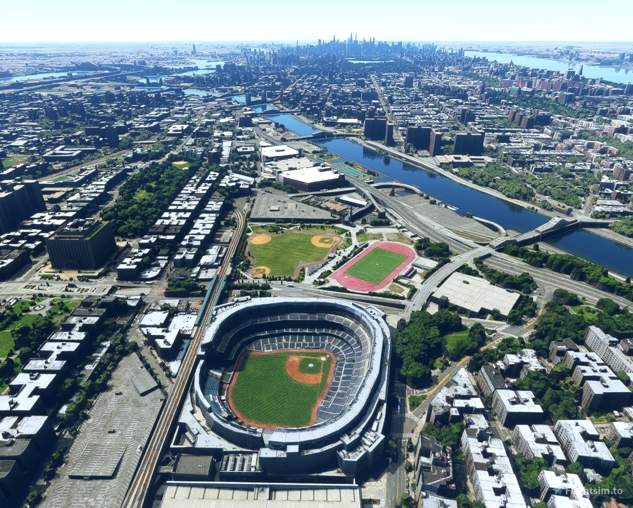 Yankee Stadium, Bronx New York NY USA