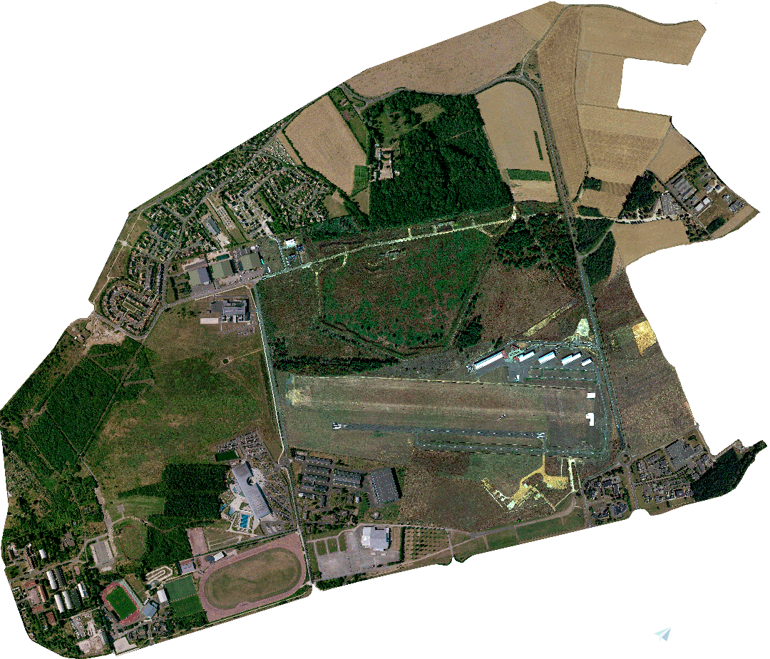LFOR - Chartres Metropole (Aerial Imagery)  Flight Simulator 2020